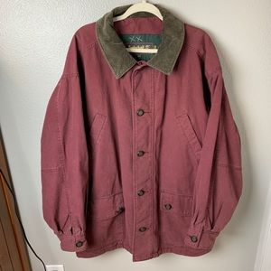 Timberland Barn Coat, size XL